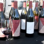 Justin will be one of the Paso Robles wineries featured in tastings here this week.