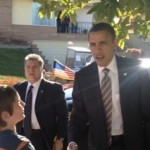 President Comes to Newport