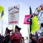 Pirate Protest