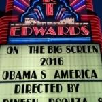 Obama Film Packs Theater in Newport