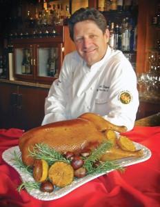 Chef Josef Lageder of Balboa Bay Club