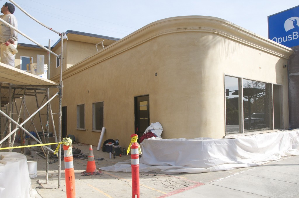 A new Orange Coast Winery tasting room is set to open here in spring.