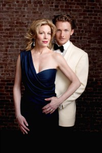 Curtain Up 1 -Marin Mazzie and Jason Danieley