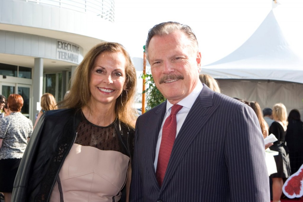 Viki and Jim Coufas