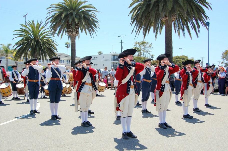 The American Legion Post 291 Memorial Day ceremony last year. — Photos courtesy American Legion post 291