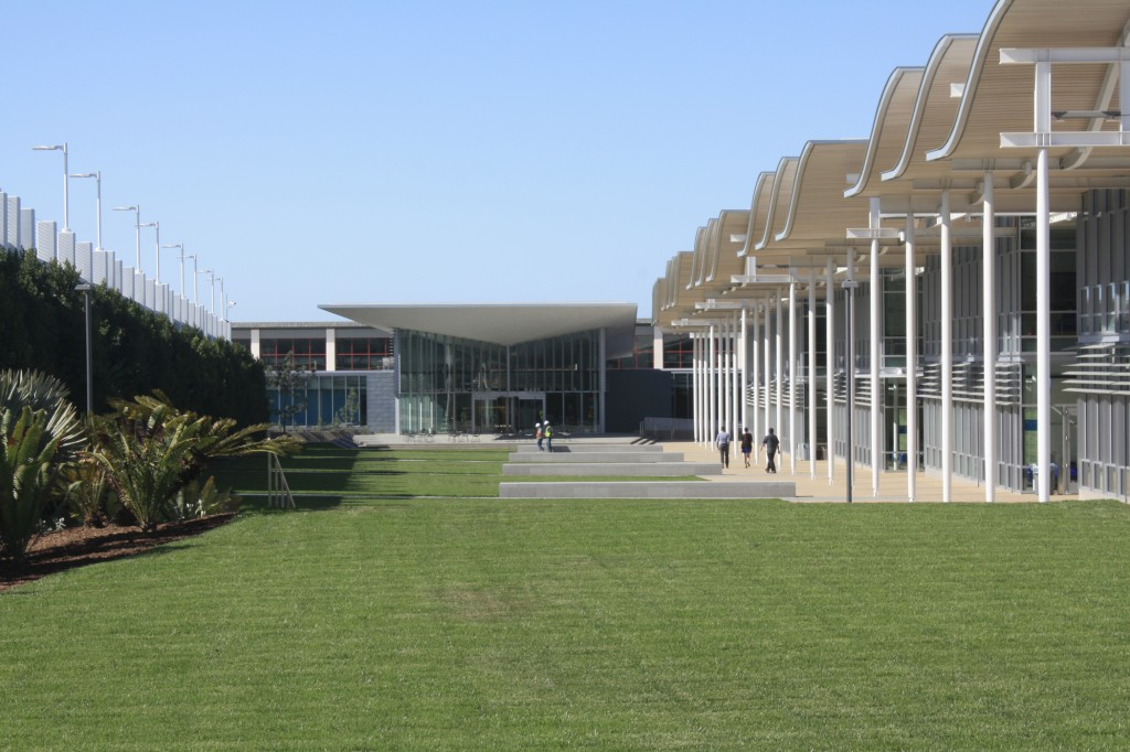 The new civic center and library expansion opens on Saturday, May 5, with a community celebration.