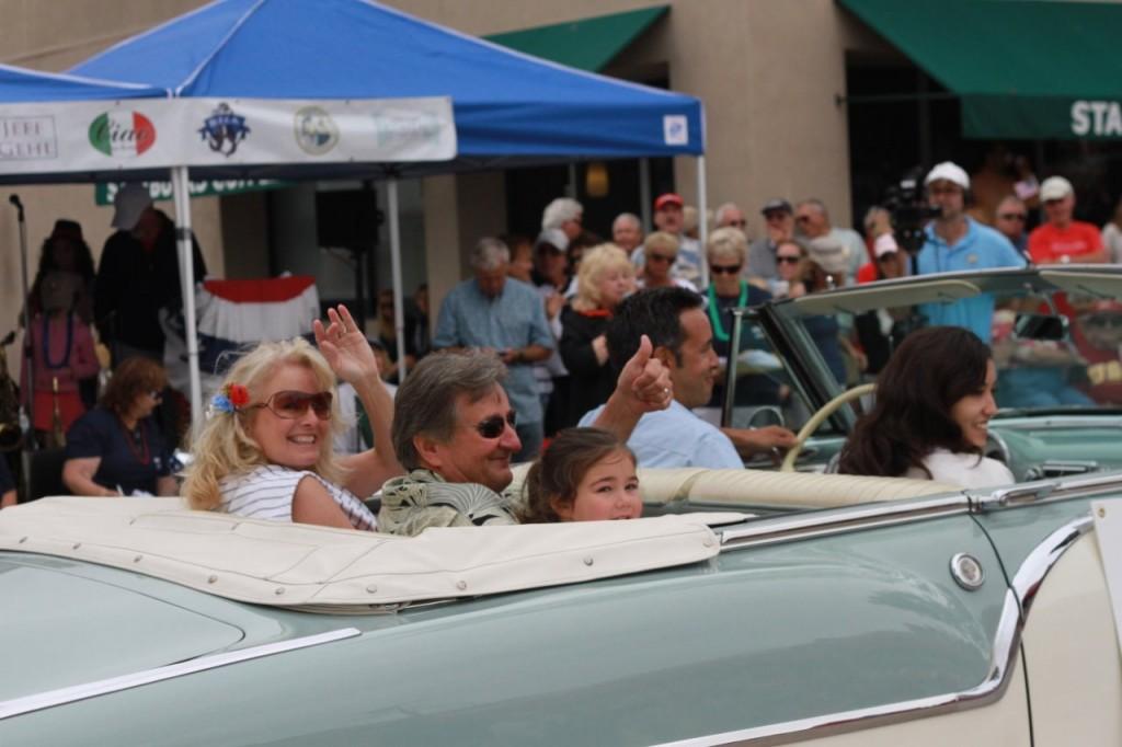 Balboa Island Parade 2012
