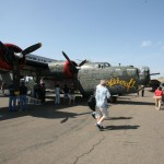 """Wings of Freedom Tour"" lands at Lyons Air Museum through May 12"