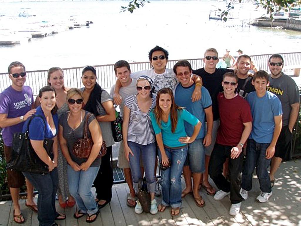 Chapman University's a capella group, SoundCheck