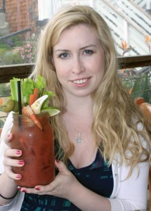 X - Catherine and her Bloody Mary