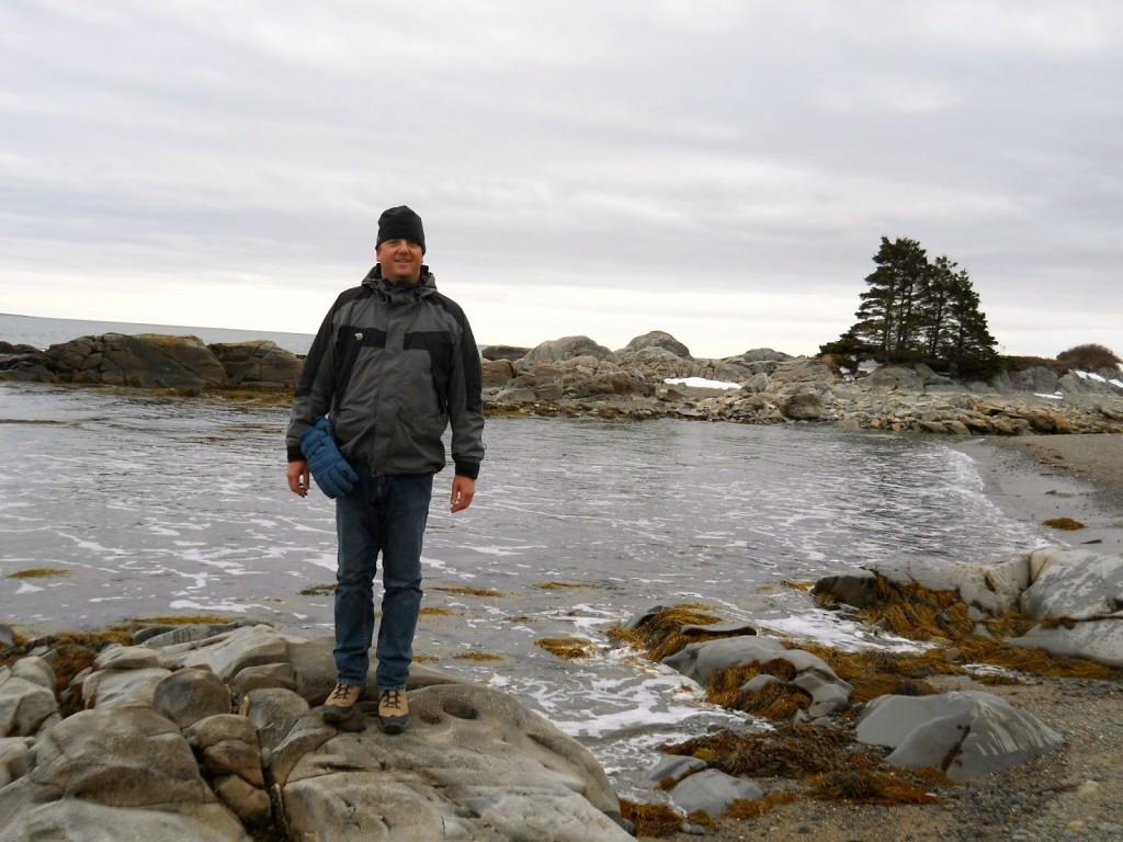 Jean-Paul Rimlinger in Nova Scotia