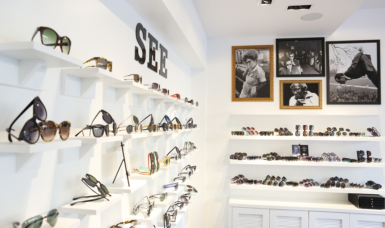 Sunglasses Fashion Island  newport local news biz buzz see eyewear opens at fashion island