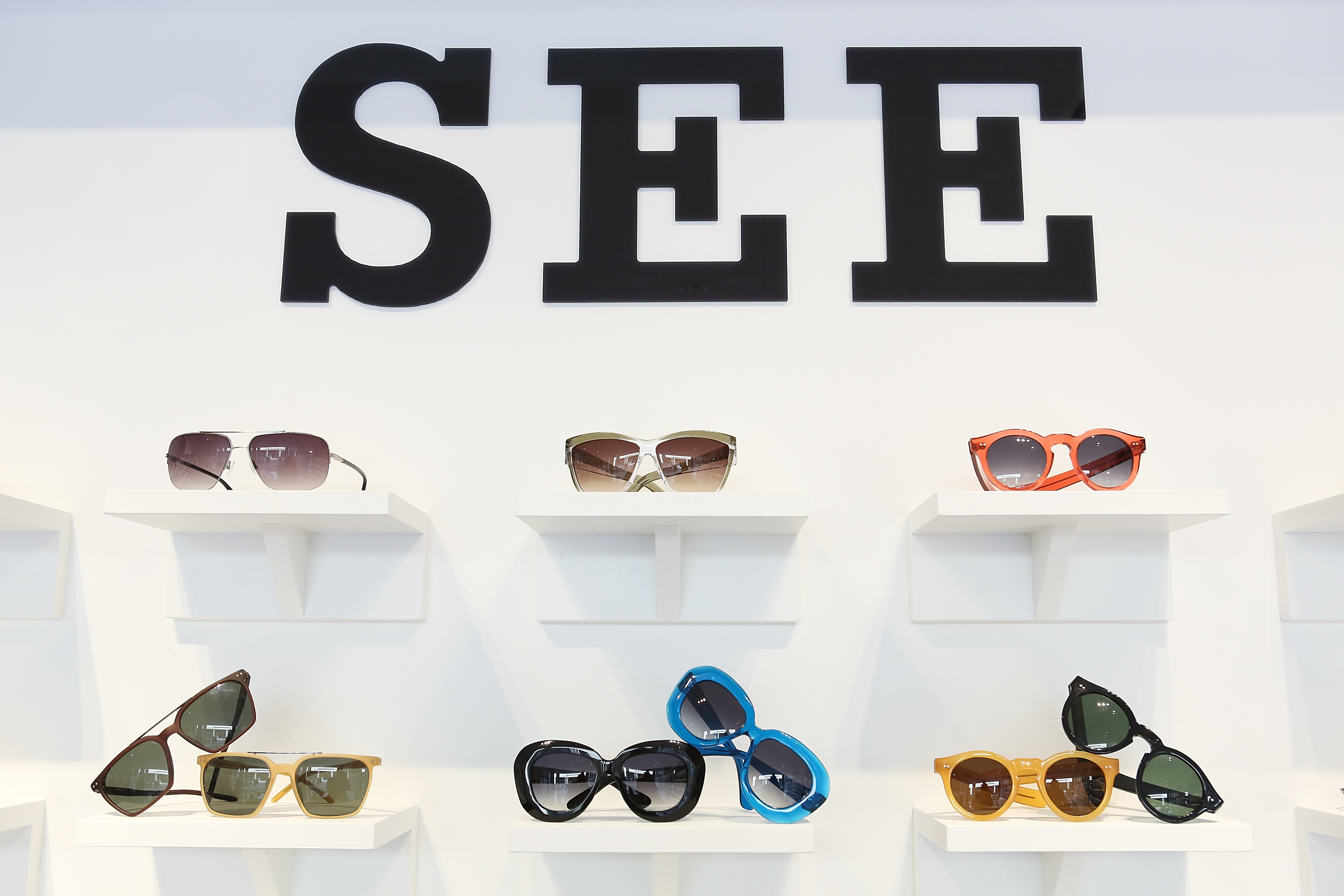 3ec77a2055f5 Biz Buzz: SEE Eyewear Opens at Fashion Island - Newport Beach News