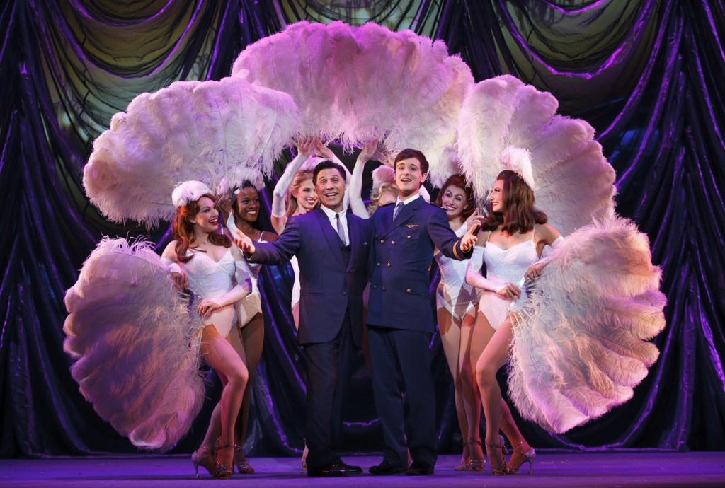 9) The Catch Me If You Can Tour Company © Carol Rosegg