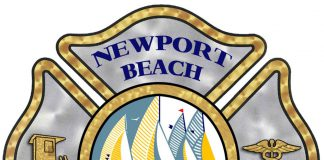 NBFD Newport Beach Fire logo