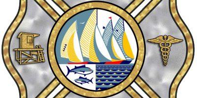 NBFD Newport Beach Fire logo