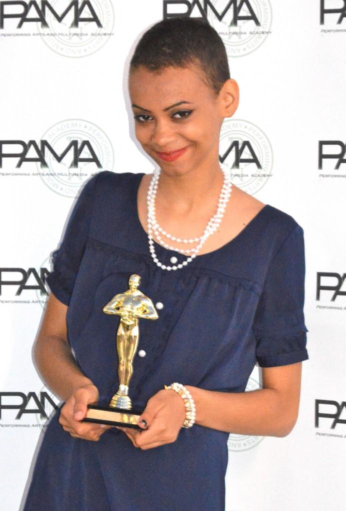 Victoria Vincent (PAMMY winner)