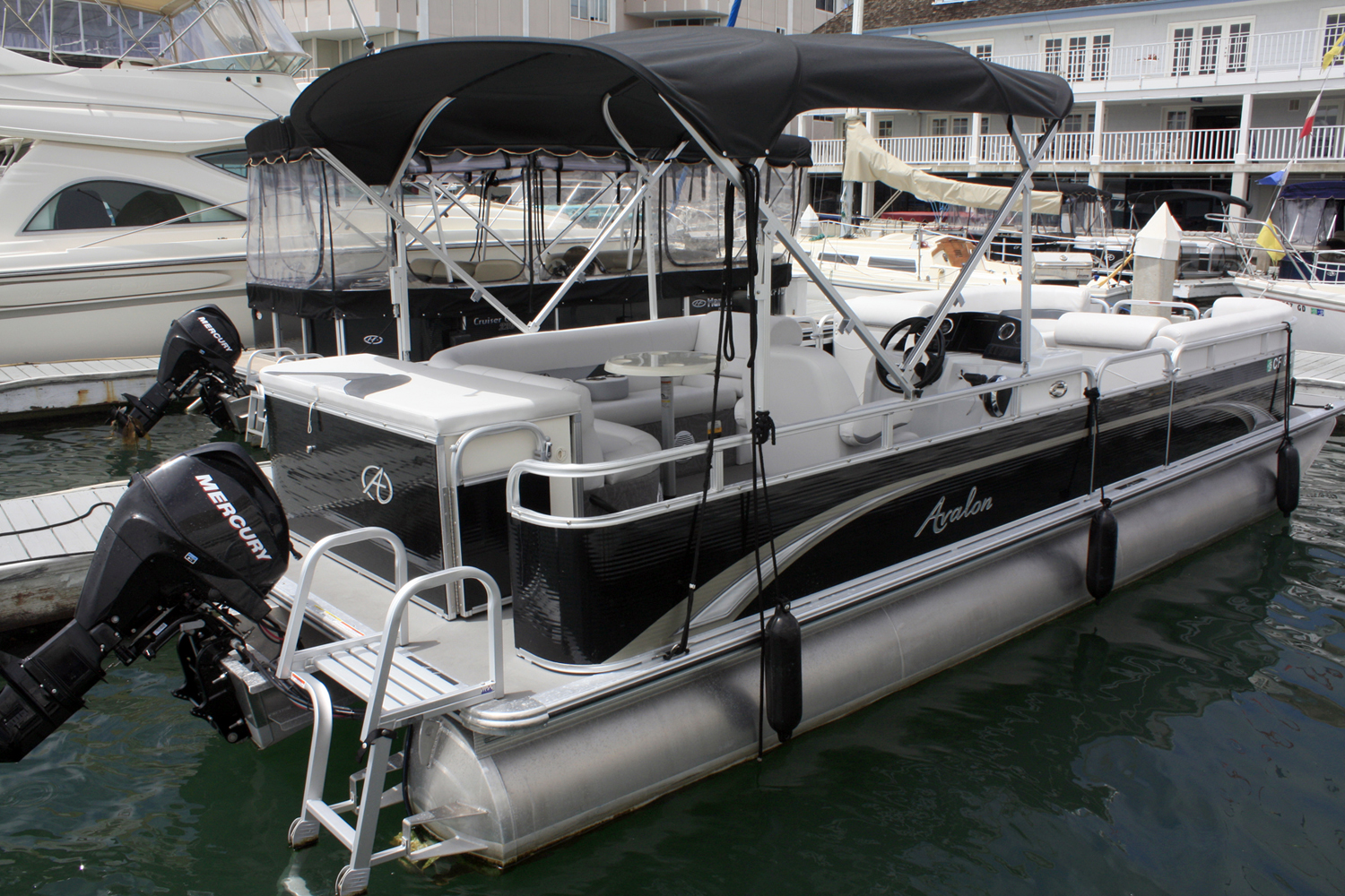 Newport Pontoons Is Seaworthy Business Newport Beach News