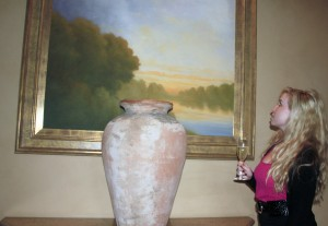 Pelican Hill art tour
