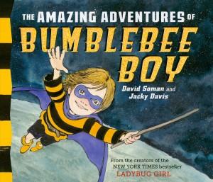 Bumblebee Boy book cover