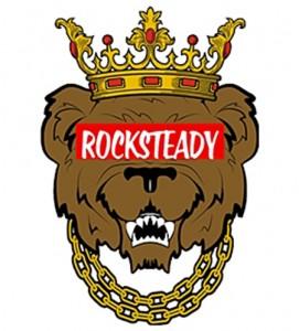 The Rocksteady Clothing logo