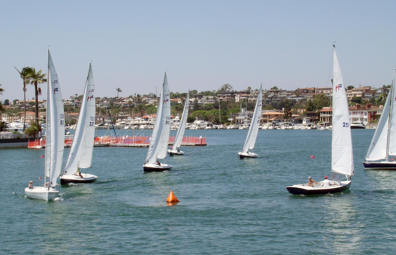 Newport Beach News Under Sail Regattas Newport Beach News