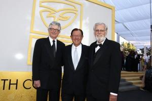 David Emmes, Paul Folino, Martin Benson