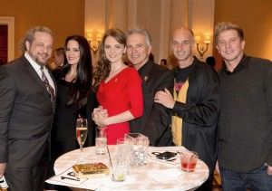 Joe Reitman, Summer Hanson, Melissa Biethan, Tony Denison, David Marciano, Kenny Johnson