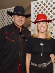 Tom and Mardi Mann