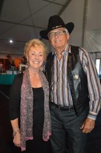 Carol and Sheriff Kent Wilken