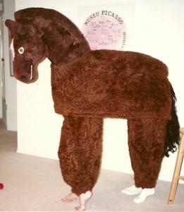 horse halloween0001