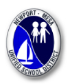 nmusd newport mesa unified school district logo