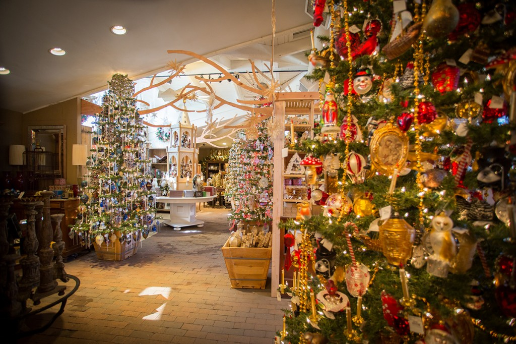 Rogers Gardens is ready for Christmas. — Photo courtesy Roger's Gardens