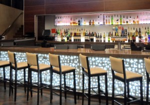 Bar at Cinepolis