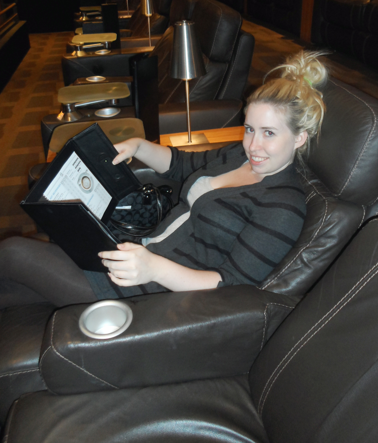 Seat Side Service At Island Cinema