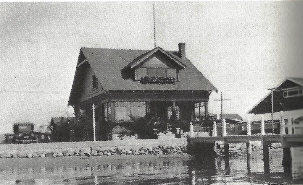 526 bay front circa 1919