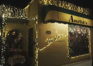 Amelia's on Balboa Island