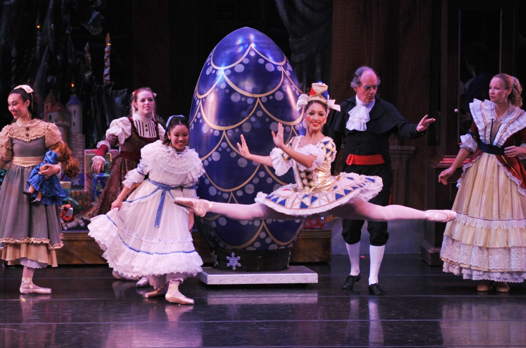 """Festival Ballet's """"The Nutcracker"""""""