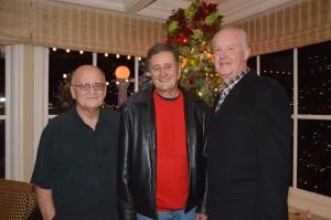Steve Bromberg, Ed Selich, Jeff Herdman