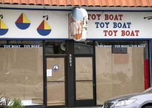 After a difficult year, the iconic Toy Boat Toy Boat Toy Boat store in Corona del Mar closed down. — Photo by Charles Weinberg