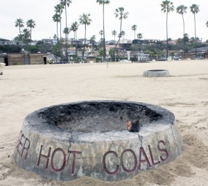 Nov.: Council voted to remove a number of beach fire pits and replace a portion of them with alternative fuel rings.