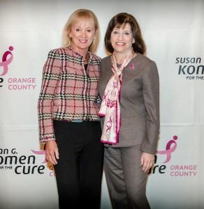 Judie Vivian (Komen board member), Dr. Judith Salerno