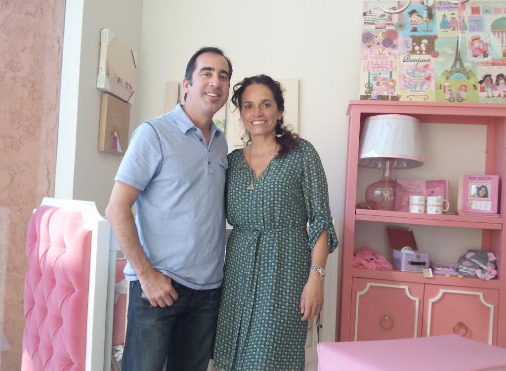 Cristy & Pockets Alvarez of Newport Cottages
