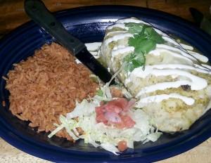 Burrito at Solita