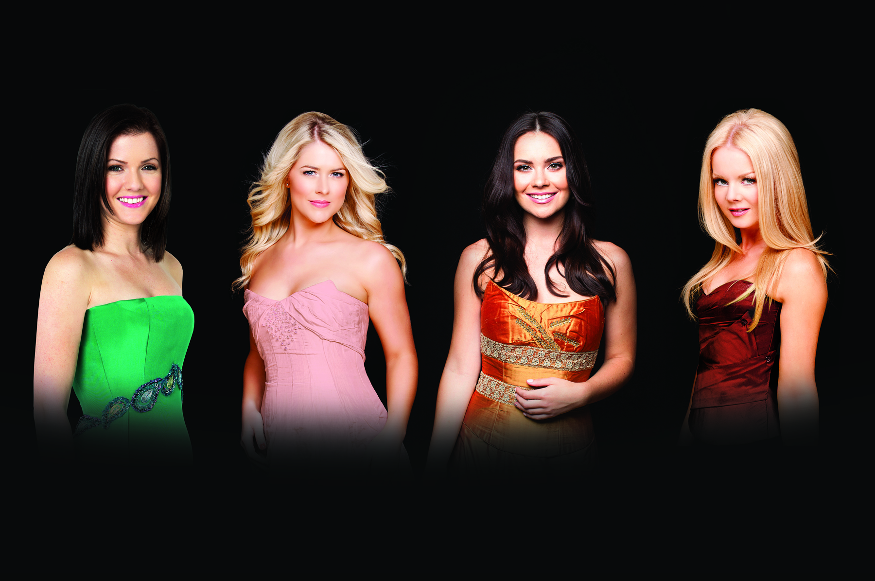Newport local news curtain up celtic woman dazzles in emerald tour