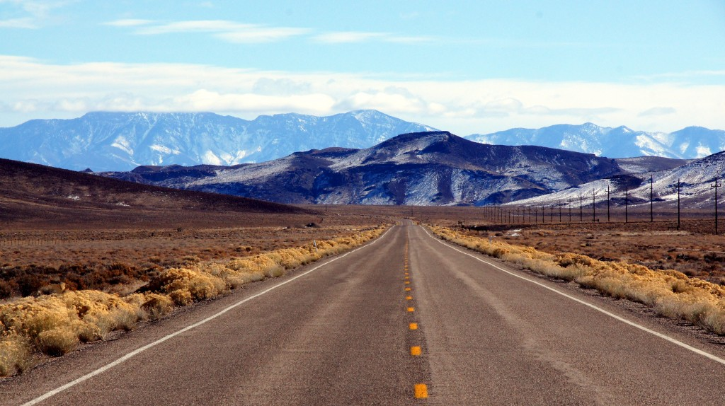 Nevada Open Roads