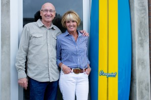 Roger and Becky Tirabassi  of Viewpoint Church
