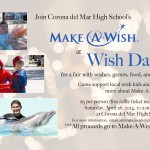 CdM Student Club to Hold 'Wish Day'