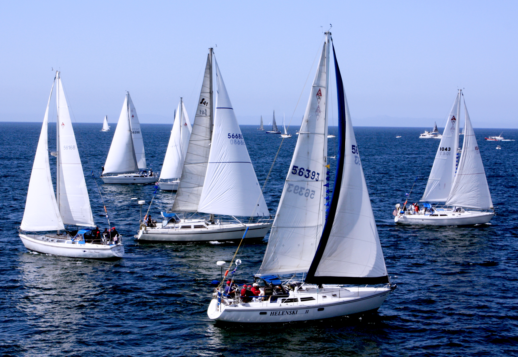 Ensenada Yacht Race Sets Sail April 25