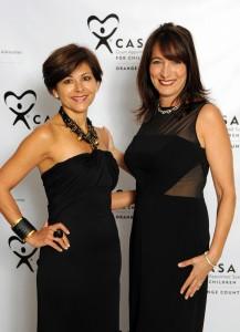 Lourdes Nark, Wendy Tenebaum (Event Co-Chairs)